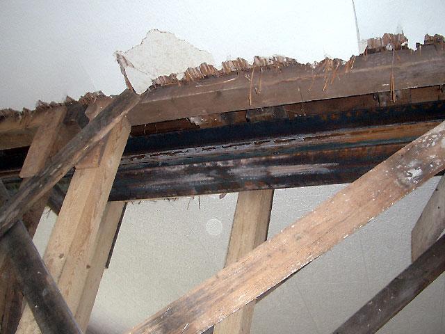 unterzug wohnzimmer:unterzug wohnzimmer : Unterzug nach Wandabriss Bauunternehmen Ralf